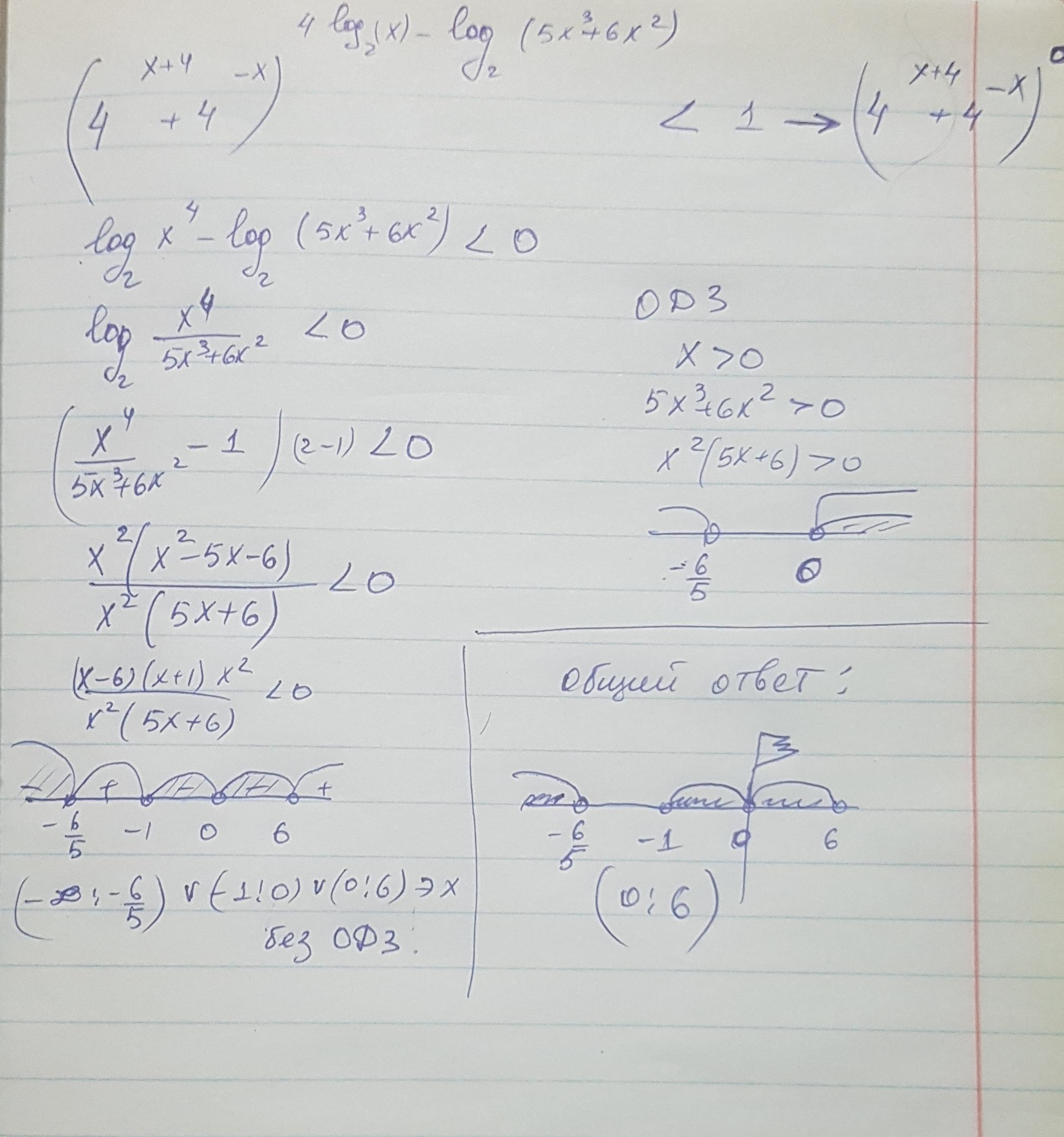 Прошу помогите с логарифмами